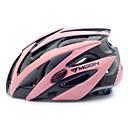 preiswerte Barbie Kleidung-MOON Erwachsene Fahrradhelm 25 Öffnungen ASTM Stoßfest EPS, PC Sport Straßenradfahren / Freizeit-Radfahren / Radsport / Fahhrad - Schwarz / Rosa