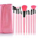 preiswerte Make-up & Nagelpflege-12 Stück Makeup Bürsten Professional Bürsten-Satz- Künstliches Haar / Kunstfaser Pinsel Antibakteriell