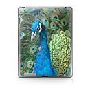 hesapli iPad Stickerları-1 parça Arka Koruyucu için Hayvan iPad 2 iPad 3 iPad 4