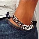 cheap Bracelets-Chain Bracelet - Unique Design, Vintage, Fashion Bracelet Jewelry Silver / Golden For Christmas Gifts Party Daily Casual