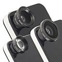 ieftine Cameră Mobil-universal 2x magnetic teleobiectiv, ochi de pește și unghi larg de lentile macro pentru iPhone și alții