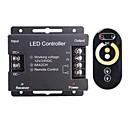 preiswerte Schalter & Steckdosen-6a 2-Kanal-Funk RGB-LED-Controller mit Touch-Fernbedienung für RGB LED Streifen Lampe (12 ~ 24V)