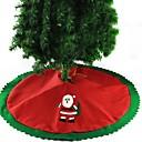 cheap LED String Lights-1set Santa Tree Skirts Christmas Novelty Party, Holiday Decorations Holiday Ornaments