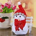 ieftine Decorațiuni-mic cadou ornamente de Crăciun, om de zăpadă widget-uri (culoare aleatorii)