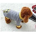 זול אביזרים ובגדים לכלבים-חתול כלב תחפושות טי שירט בגדים לכלבים קוספליי אנימציה אפור תחפושות עבור חיות מחמד