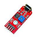 Недорогие Сенсоры-Модуль Киз 801s датчик вибрации - красный (DC 3 ~ 5В)