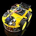 baratos KITS Faça-Você-Mesmo-Bluetooth controlado jogos do carro robot para arduino