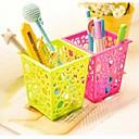 preiswerte Bürobedarf-multifunktionale kreative Platz Aufbewahrungsboxen (gelegentliche Farbe)
