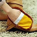 hesapli Temizlik Malzemeleri-çok fonksiyonlu yumuşak taklit yün temizleyici ayakkabı (rastgele renk)