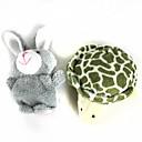 preiswerte Marionetten und Handpuppen-Rabbit Fingerpuppen Marionetten Niedlich Neuartige lieblich Zeichentrick Plüsch Baumwolle Jungen Mädchen Spielzeuge Geschenk