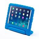 Χαμηλού Κόστους Θήκες iPhone-tok Για Apple Ανθεκτική σε πτώσεις / με βάση στήριξης / Ασφαλής για παιδιά Πλήρης Θήκη Μονόχρωμο EVA για iPad Air