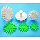 Χαμηλού Κόστους Εργαλεία και γκάτζετ ψησίματος-Εργαλεία ψησίματος Πλαστική ύλη Κέικ Καλούπια τούρτας 1pc