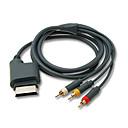 hesapli Xbox 360 Aksesuarları-Kablo ve Adaptörler Uyumluluk Xbox 360 ,  Kablo ve Adaptörler Plastik birim
