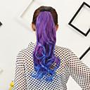 voordelige Make-up & Nagelverzorging-Paardenstaart Synthetisch haar Haar stuk Haarextensies Gekruld