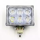 cheap HID & Halogen Lights-Car Light Bulbs 18W 1200lm 6 Working Light