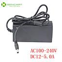 povoljno LED klipaste žarulje-SENCART 1.5m LED diode Povezivo 100-240 V 1pc