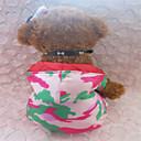tanie Ubranka i akcesoria dla psów-Psy Bluza z Kapturem Ubrania dla psów Kamuflaż Chłodny róż Kolor kamuflujący Mieszane materiały Kostium Na Zima