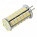 baratos Luminárias de LED  Duplo-Pin-YWXLIGHT® 5W 450-500 lm G4 Lâmpadas Espiga T 126 leds SMD 3014 Branco Quente Branco Frio DC 24V AC 24V AC 12V DC 12V