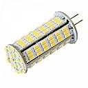 Недорогие LED лампы типа кукуруза-YWXLIGHT® 5 Вт. 450-500 lm G4 LED лампы типа Корн T 126 светодиоды SMD 3014 Тёплый белый Холодный белый DC 24 В AC 24V AC 12V DC 12V