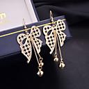 preiswerte Ohrringe-Damen Tropfen-Ohrringe - Silber / Golden Für Hochzeit / Party / Alltag