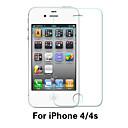 hesapli iPhone 4s / 4 İçin Ekran Koruyucular-Ekran Koruyucu Apple için iPhone 6s iPhone 6 Temperli Cam 1 parça Ön Ekran Koruyucu Patlamaya dayanıklı 9H Sertlik