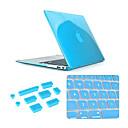 baratos Bolsas, Capas & Cases para MacBook-Capa para MacBook Sólido Plástico para MacBook Pro 13 Polegadas
