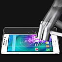 hesapli Sony İçin Ekran Koruyucuları-Ekran Koruyucu Samsung Galaxy için A3 Temperli Cam Ön Ekran Koruyucu Yüksek Tanımlama (HD)