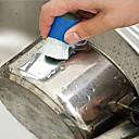 hesapli Bar Gereçleri ve Açıcılar-Paslanmaz çelik dekontaminasyon temiz sihirli değnek metal pas pot demirden rastgele renk silin