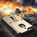 hesapli Araba Ön Farlar-Pouzdro Uyumluluk Apple iPhone 8 iPhone 8 Plus iPhone 6 iPhone 6 Plus Su Resisdansı Toz Geçirmez Şoka Dayanıklı Satandlı Arka Kapak Zırh