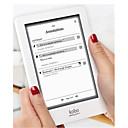 preiswerte Bildschirm-Schutzfolien für's Tablet-gehärtetem Glas Schutzfolie Displayschutzfolie Universal für Kobo Touch / glo / Aura 6