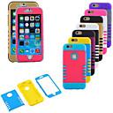hesapli iPhone Kılıfları-Pouzdro Uyumluluk iPhone 6s Plus / iPhone 6 Plus / Apple iPhone 6 Plus Arka Kapak Yumuşak Silikon için iPhone 6s Plus / iPhone 6 Plus