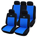 hesapli Koltuk Kılıfları & Aksesuarları-Oto Koltuk Kılıfları Koltuk Kılıfları Tekstil Uyumluluk Peugeot Çivit Mini Alpina Isdera Seat Skoda Passat Opel Fiat Proton Land Rover