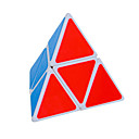 preiswerte Magischer Würfel-Magischer Würfel IQ - Würfel Shengshou Pyramid 2*2*2 Glatte Geschwindigkeits-Würfel Magische Würfel Puzzle-Würfel Profi Level Geschwindigkeit Klassisch & Zeitlos Kinder Erwachsene Spielzeuge Jungen