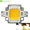 hesapli LED Aksesuarlar-SENCART 1pc COB 900 lm 30 V Aluminyum LED Çip 10 W