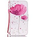 preiswerte iPhone Hüllen-Hülle Für iPhone 5c Ganzkörper-Gehäuse Hart PU-Leder für