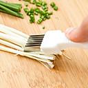 Недорогие LED огни для авто-Кухонные принадлежности пластик Творческая кухня Гаджет Cutter & Slicer Для овощного