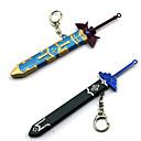 preiswerte Anime Cosplay-Waffen / Schwert Inspiriert von The Legend of Zelda Cosplay Anime / Videospiel Cosplay Accessoires Schwert Aleación Herrn Halloween Kostüme