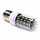 halpa LED Bi-Pin lamput-4W 3000-6000 lm E14 E26/E27 LED-maissilamput T 56 ledit SMD 4014 Lämmin valkoinen Neutraali valkoinen AC 220-240V