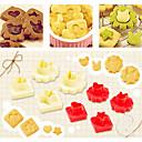tanie Przybory i gadżety do pieczenia-Narzędzia do pieczenia Plastikowy Tort Formy Ciasta 1szt