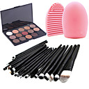cheap Women's Watches-Makeup Set Eyeshadow Palette Powders Travel Eco-friendly Professional 20 pcs  Eye Dry Matte Shimmer Waterproof Fast Dry Long Lasting 15 Colors Cosmetic Grooming Supplies