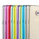 저렴한 갤럭시 S 시리즈 케이스 / 커버-케이스 제품 Samsung Galaxy Samsung Galaxy S7 Edge 투명 뒷면 커버 한 색상 TPU 용 S7 edge S7