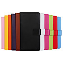 cheap iPhone Cases-Case For Samsung Galaxy Samsung Galaxy Case Wallet / Card Holder / with Stand Full Body Cases Solid Colored PU Leather for J7 (2016) / J7 / J5 (2016)