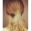 hesapli Saç Takıları-Kadın's Basit Günlük alaşım Saç Klipsi
