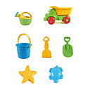 cheap Water Toys-Pretend Play ABS 7 pcs Pieces Kid's Children's Toy Gift