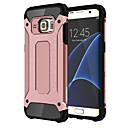 Χαμηλού Κόστους Θήκες και τσάντες Universal-tok Για Samsung Galaxy Samsung Galaxy S7 Edge Ανθεκτική σε πτώσεις Πίσω Κάλυμμα Πανοπλία PC για S8 Plus S8 S7 edge S7