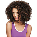 cheap Wrap Bracelets-Synthetic Wig Curly Synthetic Hair African American Wig Wig Women's Medium Length Capless
