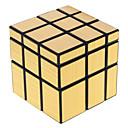 abordables LED à Double Broches-Rubik's Cube shenshou Cube miroir 3*3*3 Cube de Vitesse  Cubes Magiques Casse-tête Cube Niveau professionnel Vitesse Cadeau Classique &
