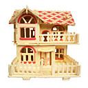 رخيصةأون مستلزمات وأغراض العناية بالكلاب-قطع تركيب3D تركيب خشبي النماذج الخشبية بيت خشب للصبيان للفتيات ألعاب هدية