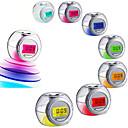 hesapli saatler-Çalar saat Dijital Plastik LED 1pcs