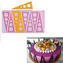 hesapli Fırın Araçları ve Gereçleri-Bakeware araçları Silikon Çevre-dostu / Kendin-Yap Kek / Cupcake / Tart Dekorasyon Aracı